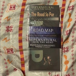 Supernatural Road Map from Conquest Journals